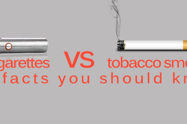 E-Cigarettes vs Tobacco Smoking. 10 Facts You Should Know!